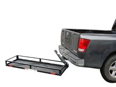 Our Stowaway Swing Away Hitch Carrier Basket is perfect to access rear of vehicle trunk or tailgate without the hassle removing cargo box from tow hitch. Truck Hitch, Bike Hitch, Hitch Rack, Truck Bed Camper, Truck Camping, Camper Van, Ute Camping, Camping Table, Camping Hammock
