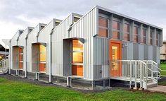 Salas de aula móveis são autossuficientes em energia — EcoDesenvolvimento.org: Sustentabilidade, Meio Ambiente, Economia, Sociedade e Mudanças Climáticas