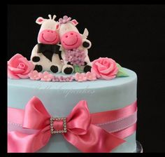 Cows Cake