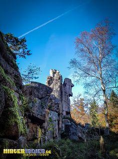 Herbst im Steinwald (HINTERINDIEN.DE-Tour Nr. 8)