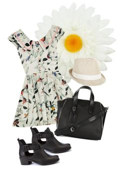 """""""Summer hipster"""" by rethelangel ❤ liked on Polyvore"""