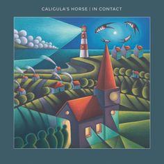 Album Review: CALIGULA'S HORSE In Contact