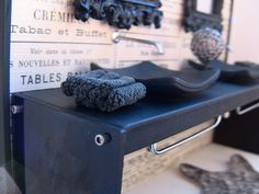 Vanity unit detail by renfroedesign, via Flickr