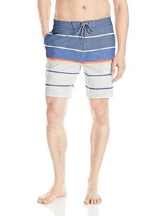 Billabong Mens Spinner Lo Tide Boardshort Navy 40 * Click the VISIT button to view the swimwear details