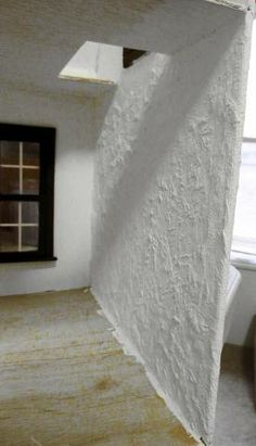Interior Stucco - My Orchid Witch Doll House - Gallery - The Greenleaf Miniature Community