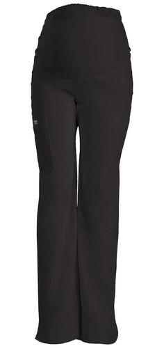 Cherokee Workwear Women's Pants 4208 Maternity Knit Waist Pull-On Pant Stylish Maternity, Maternity Fashion, Black Maternity Pants, Maternity Scrubs, Cherokee Scrubs, Pull On Pants, Women's Pants, Work Wear, Pants For Women