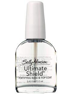 Sally Hansen Ultimate Shield Fortifying Base & Top Coat