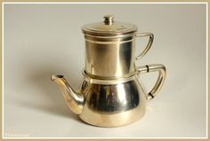 Gorgeous late 30's Wiskemann coffee maker by Themison on Etsy