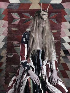 Alice au pays des arts: Hedi Slimane VOGUE NIPPON