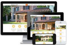 Creazione sito internet affitto casa vacanza.