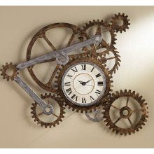 This would work in my son's steampunk room.