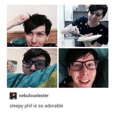 Phil in general is adorable