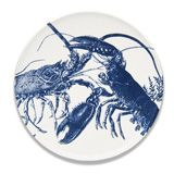 Blue Lobsters Serving Bowls & Platters by Caskata | Gracious Style