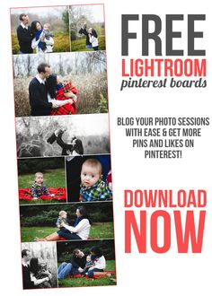 Sign up to become a Bloom member (it's FREE!) and we will send you these FREE Lightroom presets along with weekly photography and Lightroom tips!