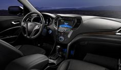The new 2014 Hyundai Santa Fe Sport is a compact crossover model that brings a new exterior look, a redesigned interior, and a host of new technologies. Santa Fe 2014, 2014 Hyundai Santa Fe, New Santa Fe, New Hyundai, Hyundai Cars, Santa Fe Interiors, Upcoming Cars, Suv Cars, Classy Cars