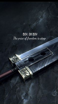 Wallpaper - The Sword. Awesome collection of 24 Final Fantasy HD Wallpapers for iPhone & And. - My CMS Final Fantasy Crisis Core, Final Fantasy Funny, Final Fantasy Cloud, Final Fantasy Vii Remake, Fantasy Series, Final Fantasy Wallpaper Hd, Final Fantasy Artwork, Fantasy Sword, Fantasy Weapons