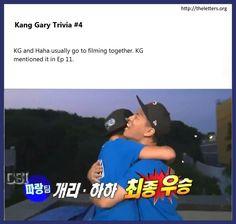 Kang Gary Trivia | Running Man Trivia | Haha Trivia