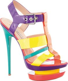 Create dream on women's feet: Gianmarco Lorenzi http://www.azarialamode.com/?p=3655#
