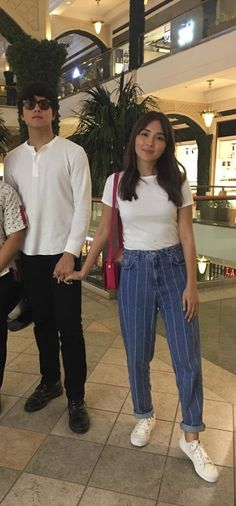 Kathryn Bernardo and Daniel Padilla - October 2019 #kathrynbernardo #danielpadilla #kathniel ccto Celebrity Outfits, Trendy Outfits, Fashion Outfits, Cute Couples Goals, Couple Goals, Kathryn Bernardo Outfits, Daniel Padilla, Celebs, Celebrities
