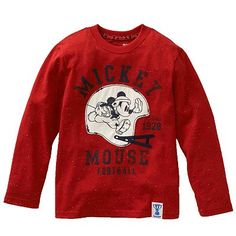 Disney Mickey Mouse Football Gift Box Tee by Jumping Beans® - Boys 4-7x