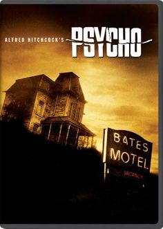 Psycho (1960) Universal -A Phoenix secretary steals $40,000 from her employer's client, goes on the run and checks into a remote motel run by a young man under the domination of his mother