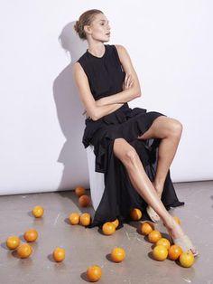 Tamarin Dress   Black