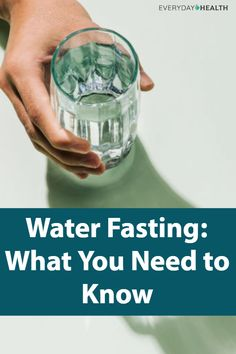 Is water #fasting a viable weight loss option?