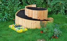 hochbeet bauanleitung selber bauen garten pinterest gardens garten and raised bed. Black Bedroom Furniture Sets. Home Design Ideas