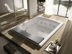 breckenridge whirlpool tub | mood lamps, tubs and hand held shower, Innenarchitektur ideen