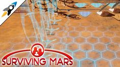 Surviving Mars - Slow it down (E5) Space simulation city builder gameplay