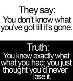 True story...reminds me of someone.