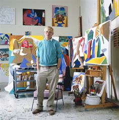 Beach Bohemia Issue: Spotlight on David Hockney