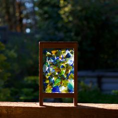 Suncatcher Freestanding Kaleidoscope Windowsill Sun Catcher