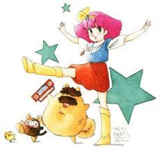 Magical Princess Minky Momo- by Kunihiko Yuyama