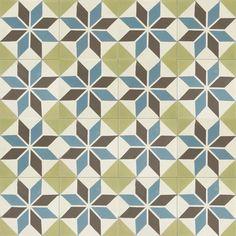 Queens C3-5-29-37 - moroccan cement tile