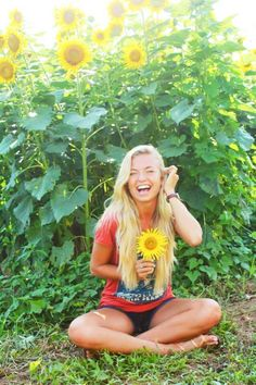 Sunflower lovin 'brook