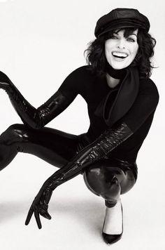 Milla Jovovich by Sebastian Faena for Vogue Turkey