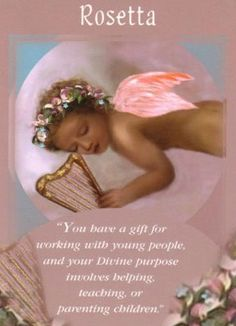 Rosetta - Psychic tarot. Messages from your angels