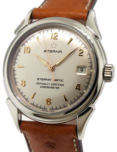 Eterna Matic 1948 re-edition