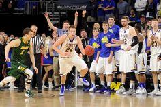 South Dakota State Jackrabbits vs. North Dakota State Bison - 12/28/16 College Basketball Pick, Odds, and Prediction