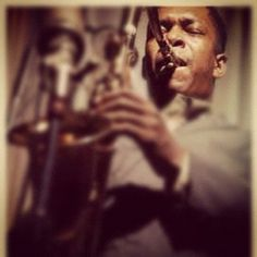 Jazz legend John Coltrane would've been 86 years old yesterday.