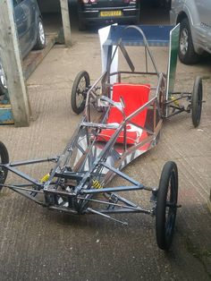 Image result for soapbox racer chassis