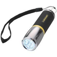 9-LED zaklamp als Relatiegeschenk bedrukken - DéBlé