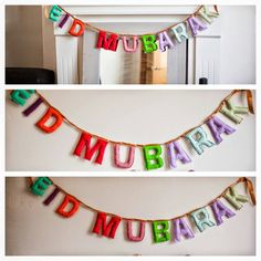 Check out this item in my Etsy shop https://www.etsy.com/listing/233724152/eid-mubarak-wall-decoration-gift