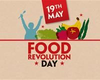 Food Revolution Day - Let's Start It!!