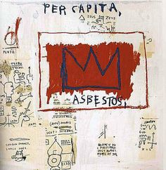 Bid now on Per capita by Jean-Michel Basquiat. View a wide Variety of artworks by Jean-Michel Basquiat, now available for sale on artnet Auctions. Jean Michel Basquiat Art, Jm Basquiat, Pop Art, African American Artist, American Artists, Radiant Child, Art Brut, Anubis, Les Oeuvres