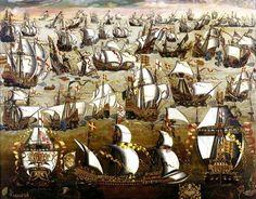 La vencida 'Invencible Inglesa' de Sir Francis Drake