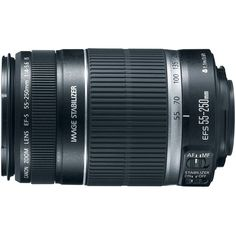 Canon EF-S 55-250mm F/4.0-5.6 IS II Telephoto Zoom Lens For Canon Digital SLR Cameras .Buy online at,  http://l1nk.com/p6pznw