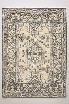 Hand-Knotted Arasta Rug - anthropologie.com