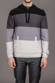Striped Sweater  @Matty Colgrove